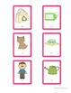 Montessori Pink Series Rhyming Cards Worksheets ChutesnLadders