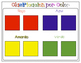 Montessori {SPANISH} Color Sorting w. REAL Objects