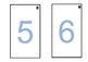 Montessori style trace and feel numbers 0-9
