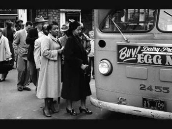 Montgomery Boycott - Coretta Scott King - Unit