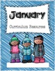Month by Month Binder Covers and Spine Labels