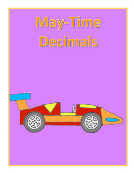 Month of May Decimals