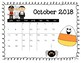 Monthly Behavior Charts (English)