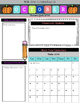 Monthly Classroom Newsletter Templates