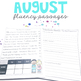 1st Grade Monthly Fluency Passages Growing Bundle (Save 71%)