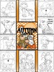 Monthly Math Masterpieces~Autumn Edition Pack Of Color By