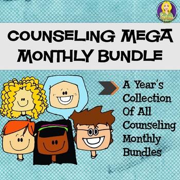 Monthly Mega Counseling Bundle