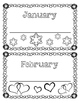 Monthly Name Book