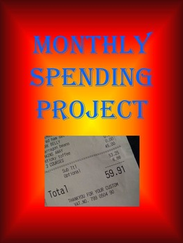 Monthly Spending Project for Personal Finance