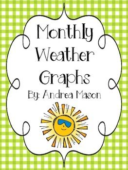 Monthly Weather Graphs