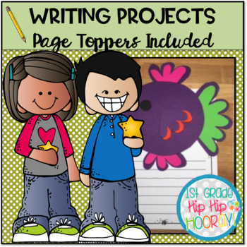 Monthly Writing with Page Toppers!