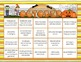 Monthly Writing Calendar - October