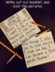 Monthly Writing Prompt Flip Books FREEBIE
