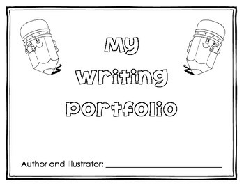 Monthly Writing Prompt Portfolio