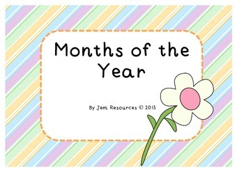 Months of the Year