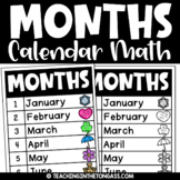 Months of the Year Free