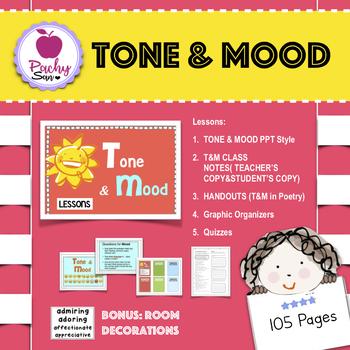 Tone & Mood Activities