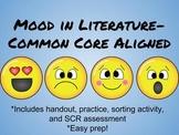 Mood in Literature-Common Core Aligned!