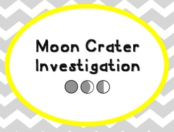 Moon Crater Investigation Lab