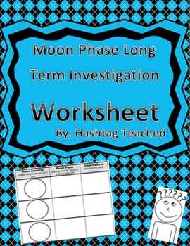 Moon Phase Long Term Investigation (LTI) Tracking Form