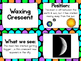 Moon Phases Card Sort