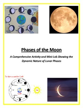 Moon Phases and OREO COOKIE LAB.  A TRUE HIT!  (Yummy for