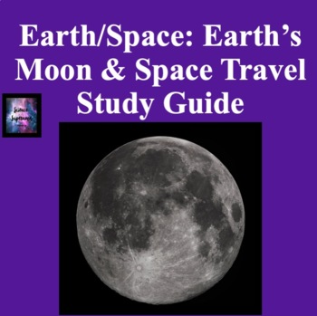 Moon and Space Travel Study Guide