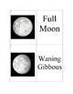 Moon phase matching game