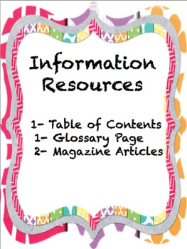Moons Information Resources 1-Table of Contents Glossary M