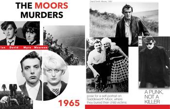 Moors Murders FREE POSTER ~ Ian Brady Myra Hindley ~ Seria