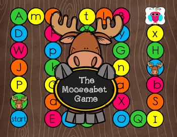 Mooseabet Alphabet Game