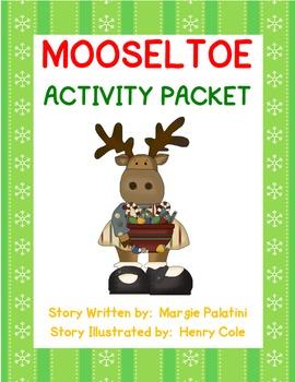 Mooseltoe Activity Packet