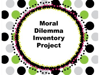 Moral Inventory Project - Free