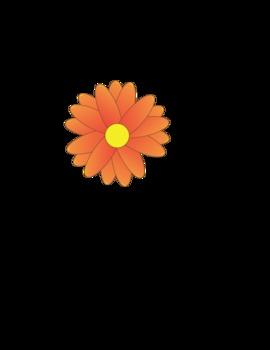 More Fun  Flower ClipArt