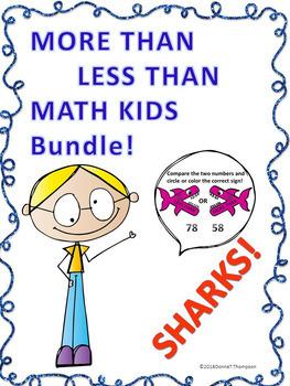 More Than Less Than Bundle