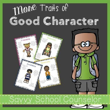 More Traits of Good Character