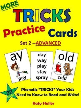 More Tricks Practice Cards -- Set 2 -- Advanced