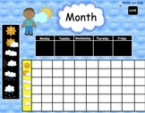 Interactive Morning Calendar  Math for SMARTBoard  83 Page