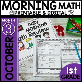 Morning Math Review (October)