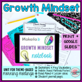 Growth Mindset Theme Morning Meeting
