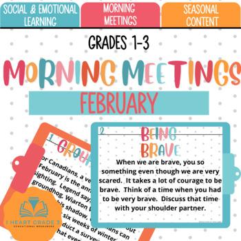 Morning Meetings: February
