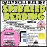 STAAR Reading: Morning Message Edition 2