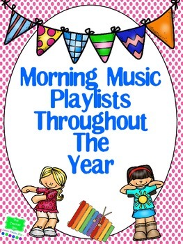 Morning Music Playlists Throughout the Year