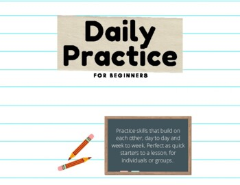 Morning Practice