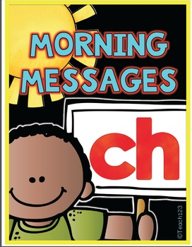 Digraph Morning Messages