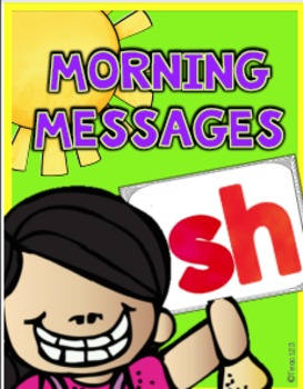 Digraphs Morning Messages SH