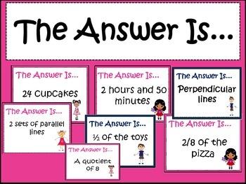 Critical Thinking Warm Up: Grades 3-5