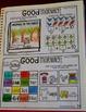 Morning Work Notebook Unit 3 Kindergarten (November Worksheets)