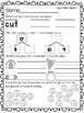 Morning Work for 1st Grade - April