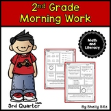 Morning Work for Second Grade-Third Quarter